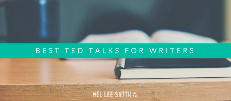 best ted talks for writers